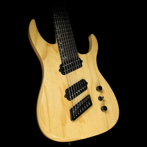 Ormsby GTR Production Model Hype 8 Electric Guitar Natural Ash