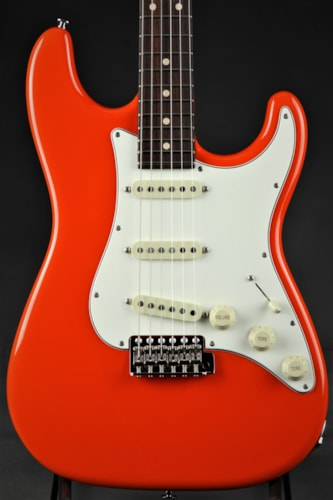 Suhr Scott Henderson Signature Classic - Fiesta Orange