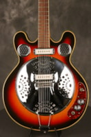 "1968 Mosrite ""Mobro"" electric Dobro Guitar D-100E Californian"