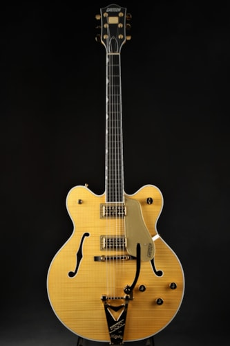 Gretsch G6122TFM Players Edition Country Gentleman - Amber