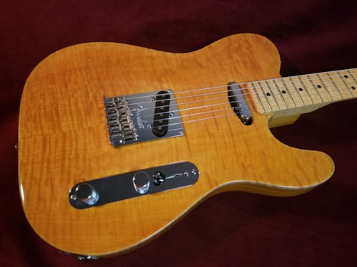 2012 Fender® Select Series - Carved Maple Top Telecaster®