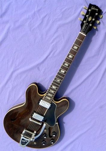1967 Gibson ES-335, Custom Deep Neck