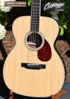 "2015 Collings OM3 1-3/4"" Nut As New"