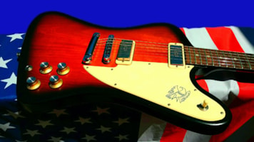 2012 Gibson Firebird 70's Tribute Feather Weight 7 lbs 4 ozs