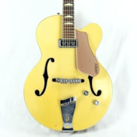 1957 Gretsch® c. 1957 Gretsch® Streamliner Bamboo Yellow Copper M