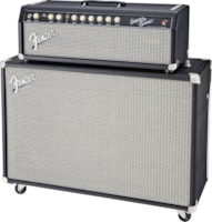 2011 Fender Super-Sonic™ head and 2x12 cab