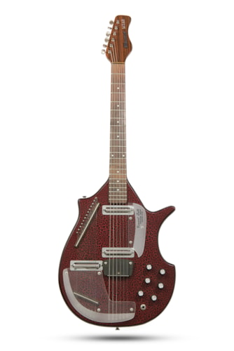 1960  1960's Coral  Electric Sitar