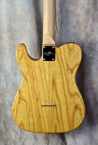 2017 G&L Guitars ASAT Bluesboy 90