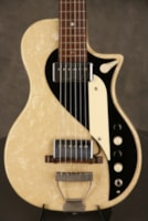 1954 Supro DUAL TONE Pearloid body!!! 1st YEAR