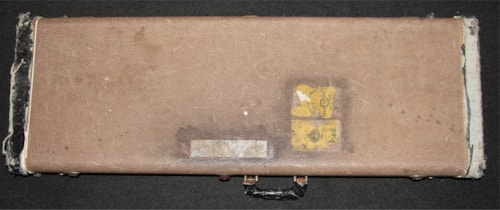Fender® Vintage Brown Case 1959-62