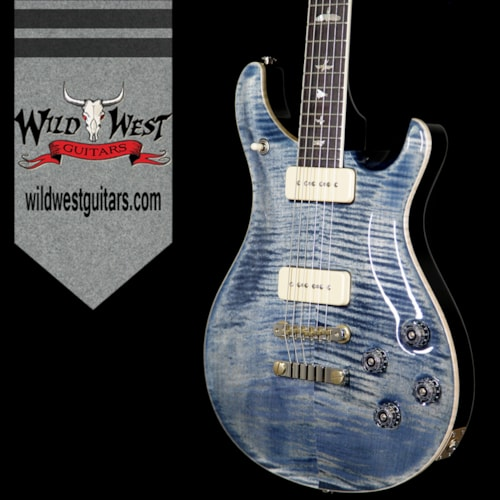 2017 PRS - Paul Reed Smith PRS Paul Reed Smith Limited McCarty 594 Soapbar P-90 Pickups Rosewood Fretboard Faded Whale Blue
