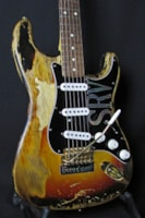 "Parts Guitar Stevie Ray Vaughan ""Number One"" Stratocaster® Repli"