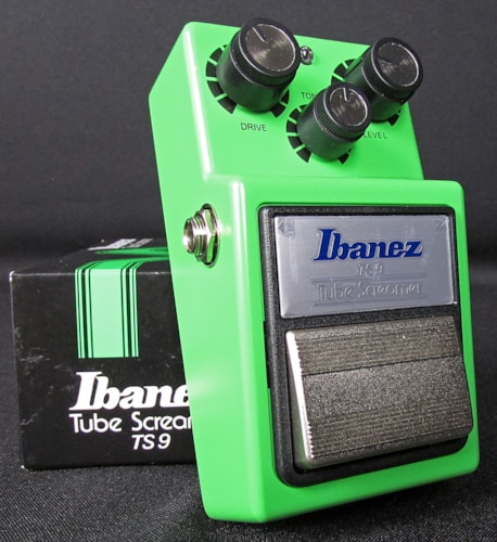 2017 Ibanez TS9 Tube Screamer