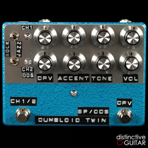 Shin's Music  Dumbloid Twin Overdrive / Overdrive Special