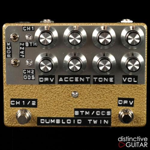 Shin's Music  Dumbloid Twin BTM / Overdrive Special