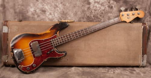 1962 Fender Precision Bass