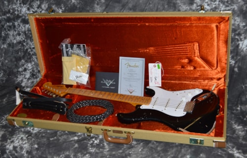 2009 Fender Custom Shop 1956 Relic Stratocaster