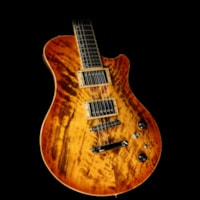2011 New Orleans Used 2011  Guitar Company Voodoo Custom Electric G