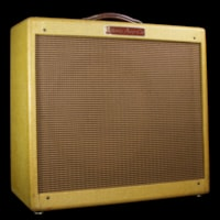 Victoria Used  35115 Tweed Combo Tube Amplifier with Vintag