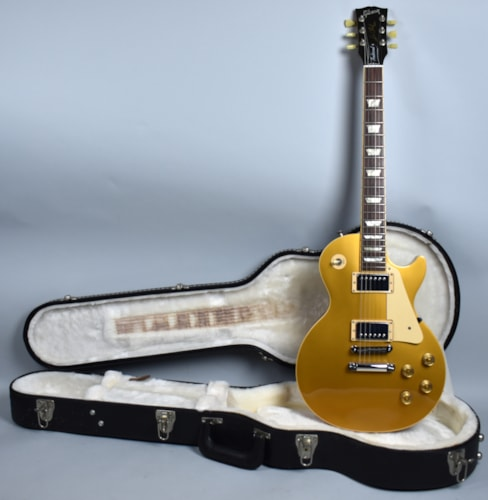 2008 Gibson Les Paul Traditional Goldtop
