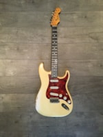 1965 Fender® Stratocaster- Lenny Kravitz Collection with COA!