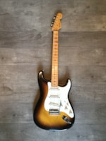 1956 Fender® Stratocaster- Lenny Kravitz Collection with COA!