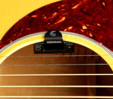 D'Addario Planet Waves NS Micro Soundhole Tuner