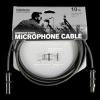 D'Addario Planet Waves American Stage Microphone Cable 10 Fo