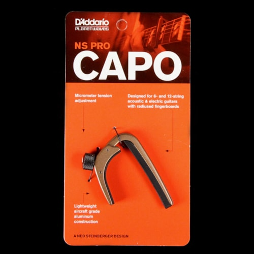 Planet Waves NS Capo Pro Metallic Bronze