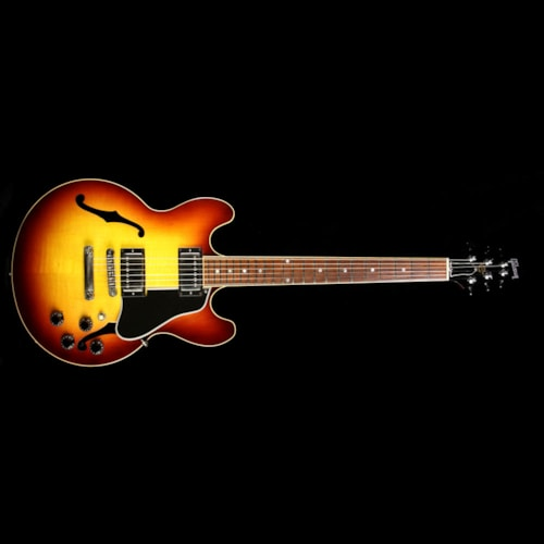 1997 Gibson Custom Shop Used 1997 Gibson Custom Shop ES-336 Electric Guitar Tobacco Sunburst