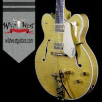 2017 Gretsch® G6122TFM Players Edition Country Gentleman with Bi