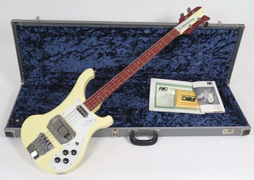 1999 Rickenbacker 4001 CS Chris Squire