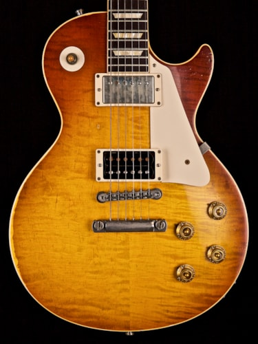 2004 Gibson Custom and Historic Jimmy Page Number One Les Paul AGED/SIGNED
