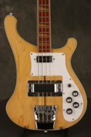 1973 Rickenbacker 4001 Bass with CHECKERBOARD BINDING