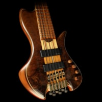 Daniel Fernandez Used  Headless SCLE 6-String Electric Bass Natural