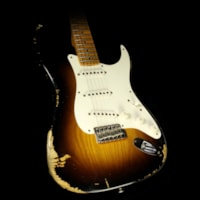 2015 Fender® Custom Shop Used 2015  Heavy Relic® 1956 Stratocaster® Electric