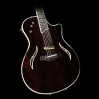 2010 Taylor Used 2010 Taylor T5-C3 Cocobolo Electric Guitar Na