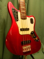 2010 Fender® Jaguar® Bass Deluxe