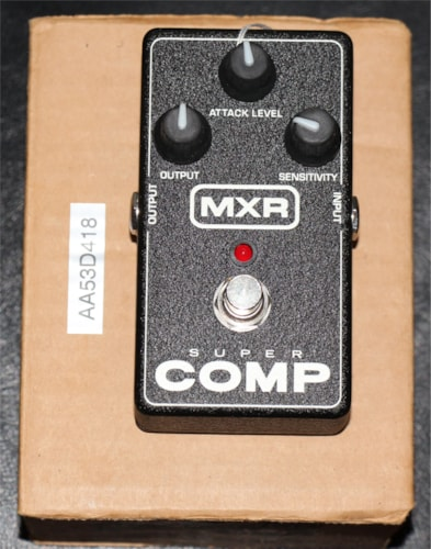 ~2010 MXR SuperComp M-132