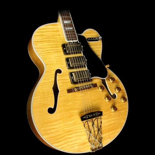 Gibson Custom Shop Used 1996 Gibson ES-5 Switchmaster Archtop Guitar Natural