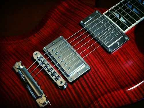 Gibson SG Supreme - Carved Flametop