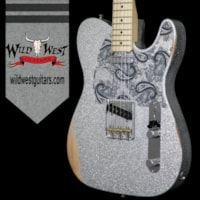 2017 Fender® Brad Paisley Road Worn Telecaster® Maple Fretboard