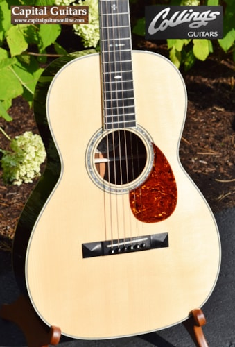 2015 Collings 03 BRA 12-Fret Custom Adirondack, Brazilian
