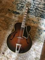 1949 Gibson L7-P (owned by Ed King)