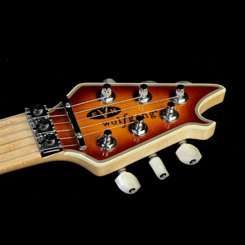 EVH Used EVH USA Wolfgang Hardtail Electric Guitar 3-Tone Burst