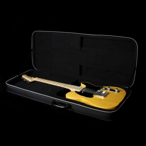 2015 HAHN Used 2015 Hahn 228 Model Electric Guitar Butterscotch Blonde