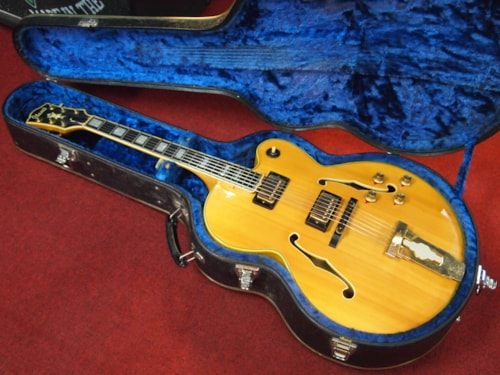 1977 Ibanez 2460 Archtop L5 Lawsuit