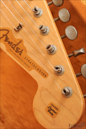 2006 Fender Custom Shop '60 Stratocaster Relic