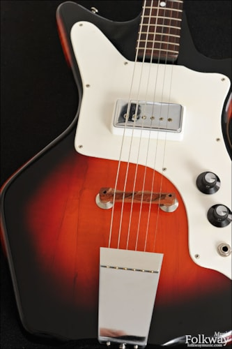 1965 Airline Wood Body