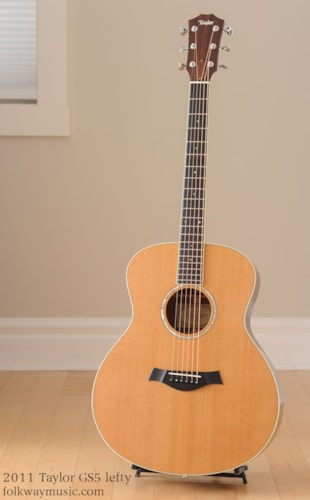 2011 Taylor GS-5 Lefty